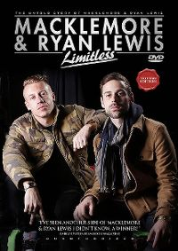 Cover Macklemore & Ryan Lewis - Limitless [DVD]